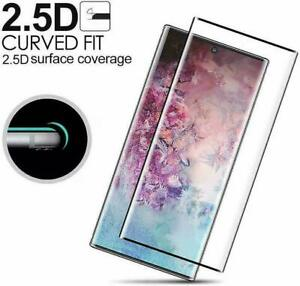 Samsung Galaxy S10 Plus/Note 8/ 9 Full Cover Tempered Glass Screen Protector 2X