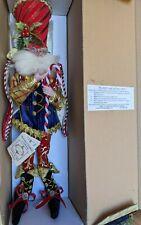 Mark Roberts Nutcracker Ballet Fairy Medium With Coa Box 51-36772