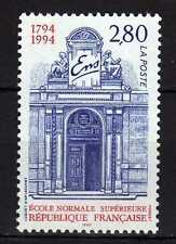 France : 1994 Yvert 2907 ( Ecole Normale Supérieure ) Neuf ( MNH )