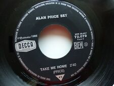 Alan Price Set  Hi-Lili, Hi-Lo / Take Me Home 72079 juke box FRANCE