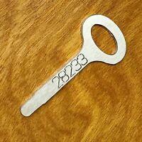 Flat Key for SINGER SIMANCO 28233 124428 96507 87363 Vintage Sewing Machine