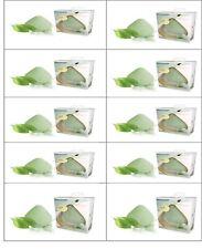 Rucci Green Tea Infused Konjac Makeup Sponge Cs44 (Pack of 10x2) 20 pcs