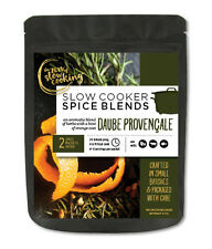 Zen of Slow Cooking - Slow Cooker Spice Blend, Daube Provencale, 2 Spice Packets