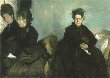 Postcard Edgar Degas Duchessa di Montejasi Museum of Fine Arts Boston MINT