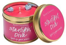 Bomb Cosmetics - Starlight Diva - Candle