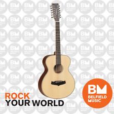 Tanglewood TW12 Winterleaf Acoustic Guitar 12-String Superfolk Natural Satin