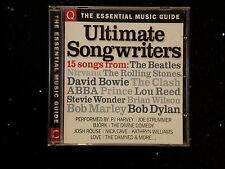 Ultimate Songwriters - Bangles, PJ Harvey, Björk, Nick Cave (REF BOX C56)