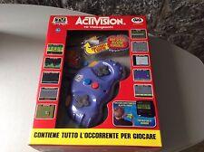Vintage#Activision Console Tv Plug&Play #NIB sealed box