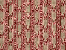 """Lee Jofa Wallpaper LAURIER TOILE FADED RED 1st Quality - 162"""" Length x 21"""" width"""