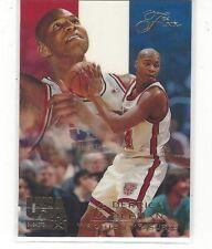 1994 FLAIR USA U.S.A. BASKETBALL DERRICK COLEMAN #14 - WEIGHTS & MEASURES