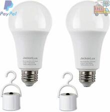 Rechargeable Emergency LED Bulb JackonLux Multi-Function Battery Emergency Light