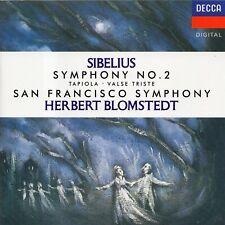 Sibelius - Symphony No.2 · Tapiola · Valse triste / Herbert Blomstedt