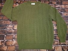 Vintage United Colors Of Benetton Cable Knit Sweater Size 48 (M)