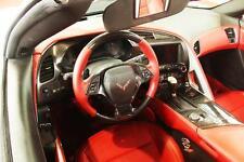 DRY Carbon Cover Fit For 14-16 Chevrolet Corvette C7 Interior Trim Kit 14pcs