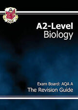 A2 Level Biology AQA A the Revision Guide by CGP Books (Paperback, 2005)