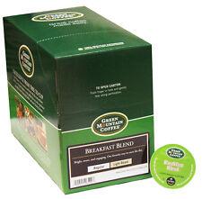 Green Mountain Coffee ~Breakfast Blend~ (24) Keurig K-Cups Light Roast CLASSIC