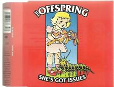 A8 cd single THE OFFSPRING SHE'S GOT ISSUES - THE KID'S AREN'T ALRIGHT ALL I WAN