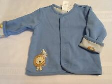 GYMBOREE 6-12 Month Brand New Baby Reversible Lion Pant Jacket Bodysuit Outfit