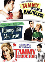 Tammy and the Bachelor / Tammy Tell Me True / Tammy and the Doctor DVD NEW