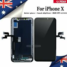 For iPhone X 10 LCD Screen 3D Touch Display Digitizer Assembly Replacement AU