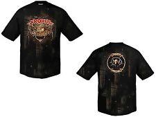 KROKUS - Hoodoo Album Batik - T-Shirt - Plus Size XXXXXL - 5XL - Übergöße