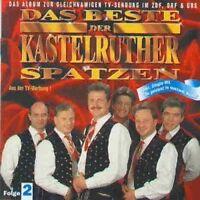 Kastelruther Spatzen Das Beste der-Folge 2 (1995, Koch) [CD]