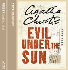 Evil Under the Sun: Complete & Unabridged by Agatha Christie (CD-Audio, 2005)