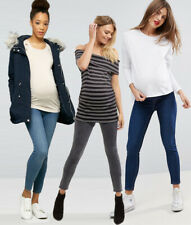 New Look Under Bump Maternity Pull On Jegging, Skinny Pregnancy Jeans Sizes 8-20