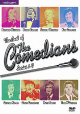 DVD:THE COMEDIANS - SERIES 1 TO 7 - NEW Region 2 UK