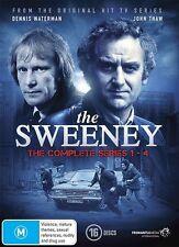 The Sweeney the complete Season 1, 2, 3 & 4 DVD Box Set 2015, 16-Disc Set R4