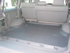 SANDGRABBA FRONT/REAR/CARGO MATS - Toyota PRADO 120 Series Auto GRANDE/VX 2003-9