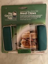 Big Green Egg Stainless Steel Meat Claws Cooking Accessories