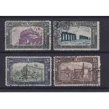 REGNO D'ITALIA 1930 MILIZIA III 4 V. USATI