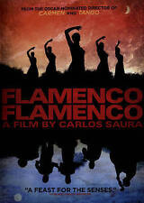 FLAMENCO FLAMENCO A Film By Carlos Saura DVD >NEAR MINT< Free Shipping
