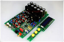Q8 ES9018 HiFi Audio DAC Support PCM And DSD Wiht OPA627 + AD797 OPAMP