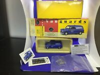 Vanguards VA14008 Austin mini van Cable & Wireless 1/43 diecast