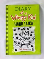 DIARY OF A WIMPY KID Hard Luck Book 8 By Jeff Kinney Hard Cover
