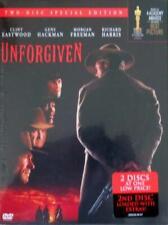 Unforgiven 2 Disc Dvd Set New Sealed Eastwood