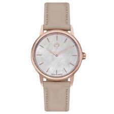Original Mercedes Armbanduhr Damen Basic roségoldfarben Quarz B66954184