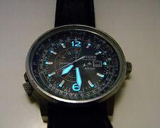 Orologio da polso CITIZEN ECO-DRIVE PROMASTER Orologio Uomo bj7017 Nighthawk wr200 gn-4-ws