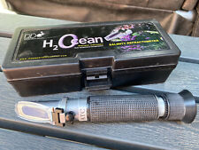 D&D Salinity Refractometer -used