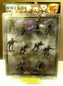 Conte WW2 GI's  Set #5 (US GI's) New in Package