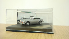 HONDA S 800 Cabriolet 1966-70 | SILBER SILVER metallic |  1:43 | VITESSE 086D
