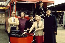 On the Buses Cast Great New Colour 10x8 Photo