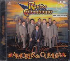 Rayito Colombiano Amores de Cumbia New Nuevo Sealed