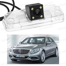 New CCD Rear View Camera Reverse Backup Parking for M-Benz S-Class 2014-2016 15