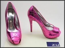 Clubwear Medium Width (B, M) Geometric Shoes for Women