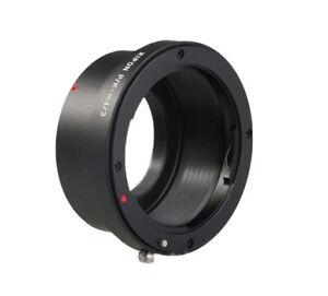 Kipon PK-M4/3 Adapter Pentax Pk Lens To Panasonic M4/3 Mft Camera