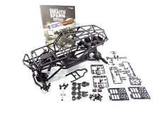 NEW AXIAL WRAITH SPAWN CHASSIS SET ROLL CAGE ROCK CRAWLER WITH AXLES SHOCKS