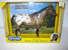 2013 Breyer Appaloosa Indian Pony Spirit of the Horse No. 1706 Brand New